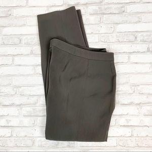 Kasper Gray Trouser Dress Pants Size 6